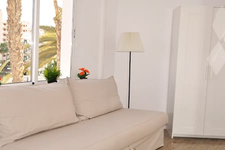 COZY 20 m2 APARTMENT in PLAYA DEL INGLES Sea Views - Maspalomas