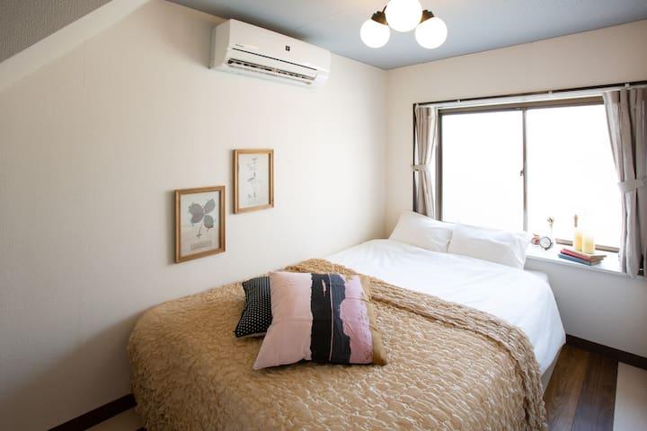 Room 205 (Double bed), floor 2