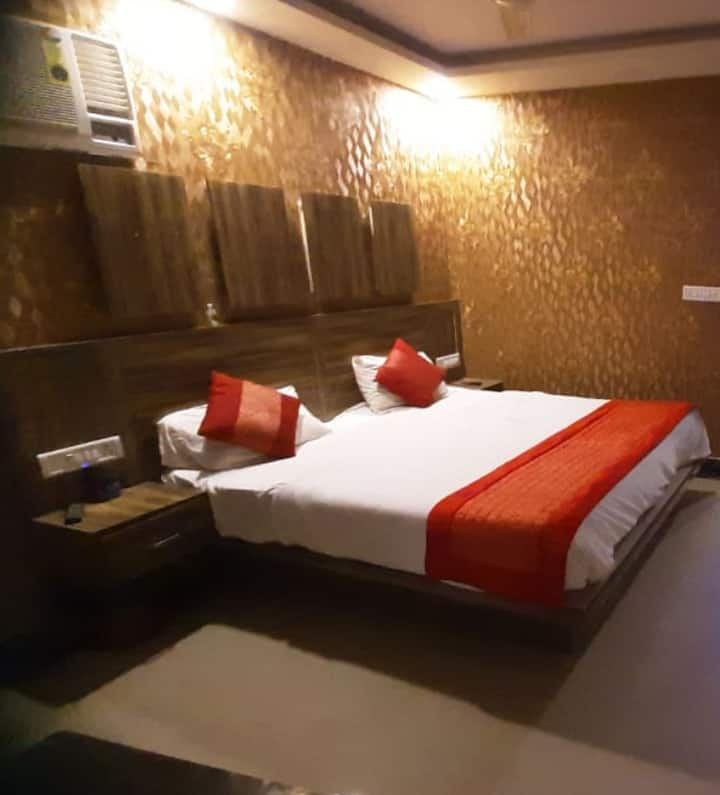 Comfortable and cool room to live and relax