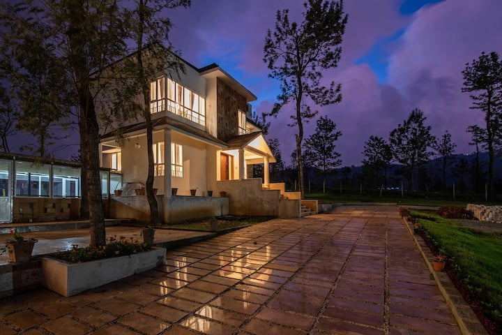 Hugel Villa 2BHK - DISINFECTED BEFORE EVERY STAY