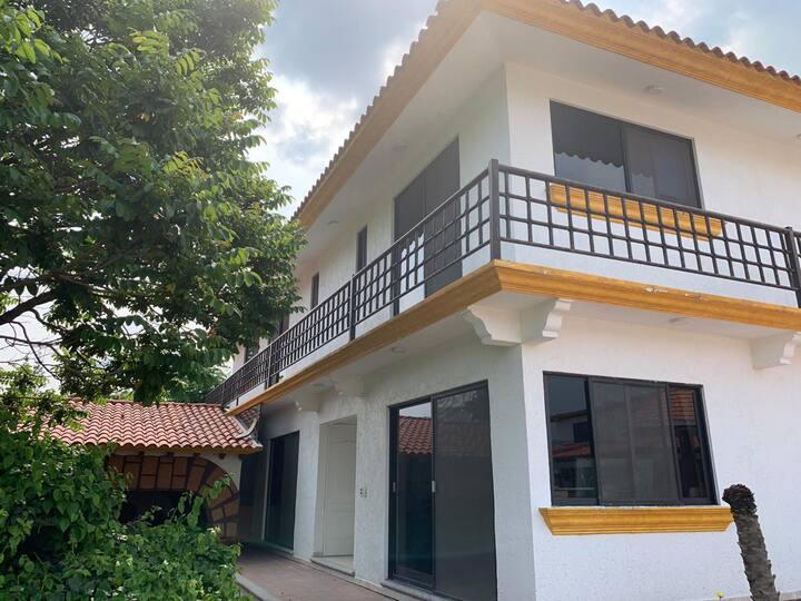 Habitación amplia en Real de Oaxtepec