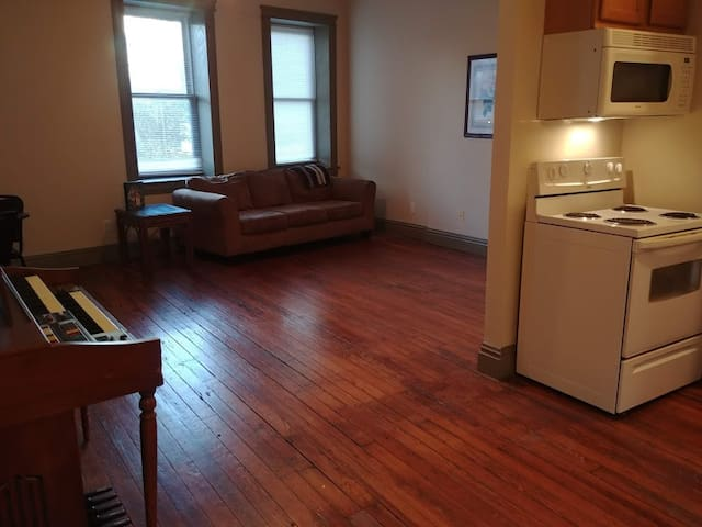 Benton Park Two Bedroom Apartment