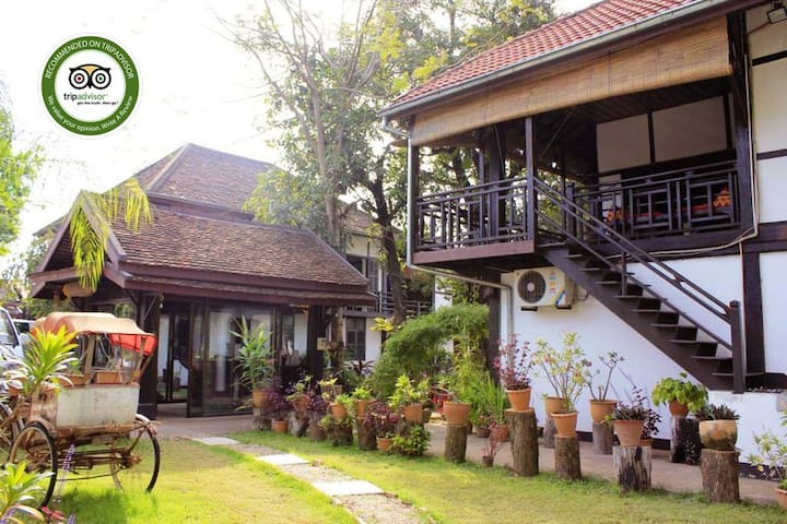 Insee Village Villa Lao N#1 ( Big bed & Small bed)