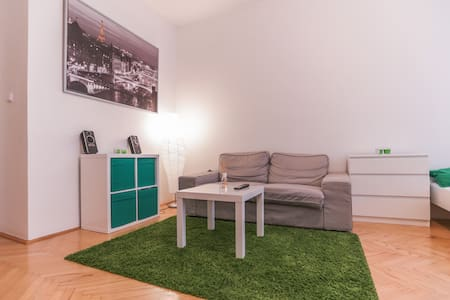 cozy room 5min from city centre - Prag