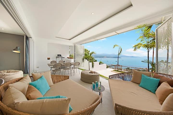 Luxury Sea View Q-Residences E @ uniQue Residences
