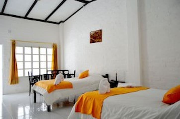 Bed and Breakfast near to the train - Alausí - Pousada
