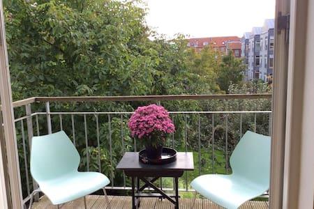Peaceful apartment close to university - Aarhus