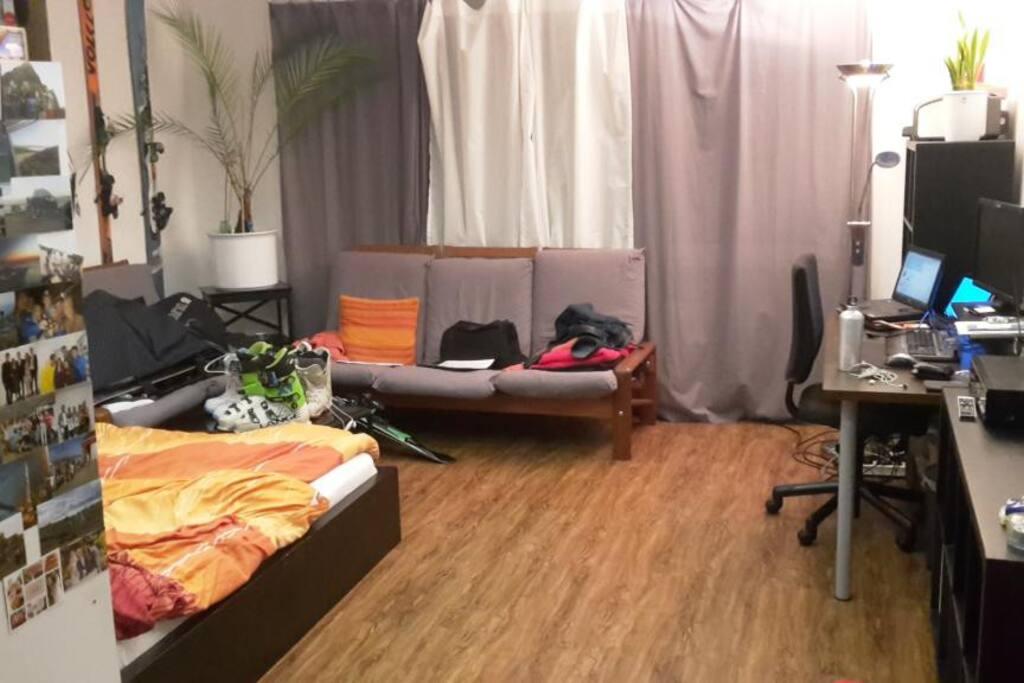 Das WG-Zimmer