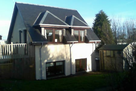 Near St Andrews sleeps 5-7 self catering - Fife
