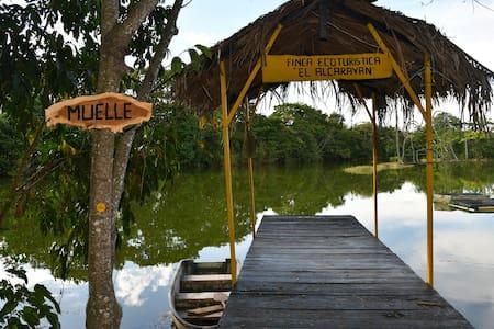 Finca Ecoturística El Alcaraván.