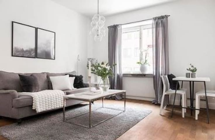 Nice apartment in the center of Stockholm