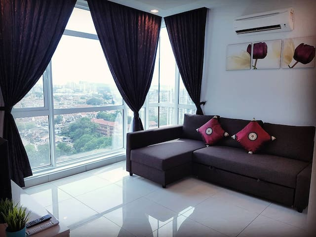 The Lovely Home at Kuala Lumpur