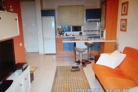 Wonderful flat for your holiday - Mogán - Pis