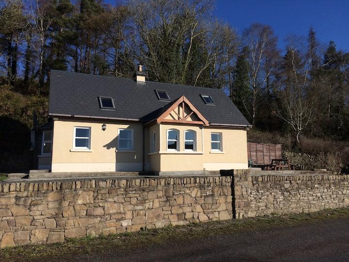 Modern rural cottage Adare, ballyhoura,limerick