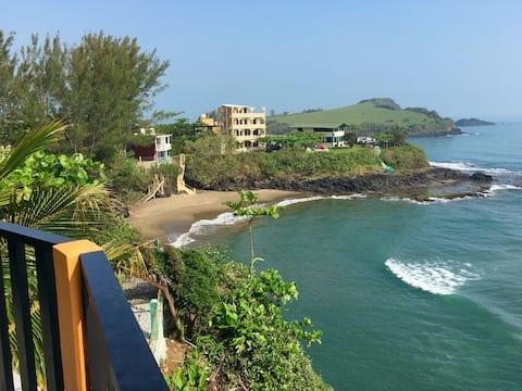 Aquí Me Quedo, Casa de Playa Con La Mejor Vista
