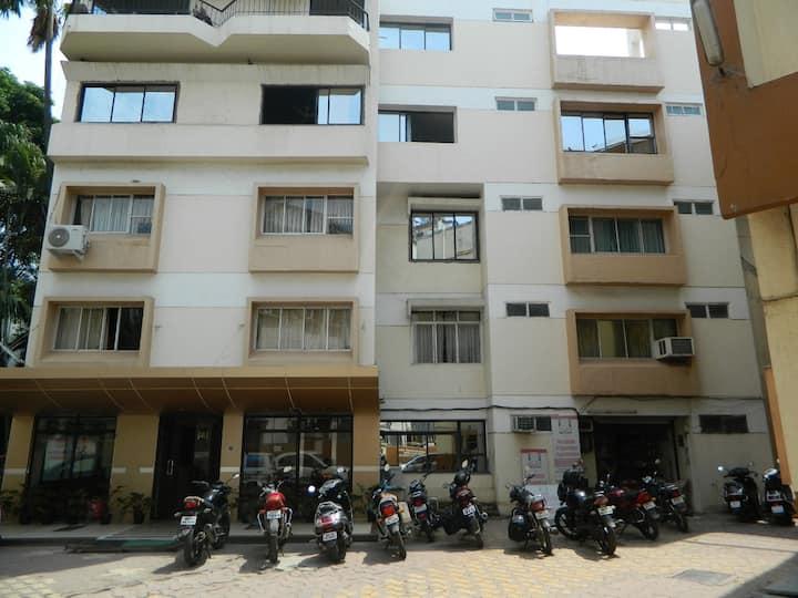 Hotel Vaishali-Deluxe Room Non AC