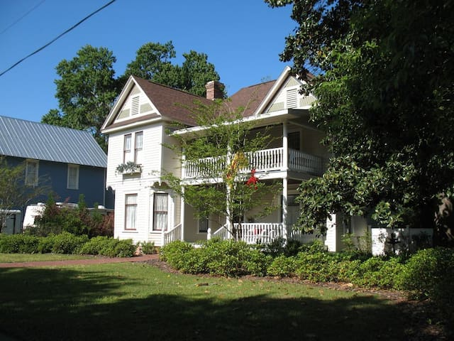 Historic Home In Centrally Located Town