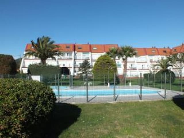 Bright apartment with surfer essence+swiming pool - Santiuste - Other