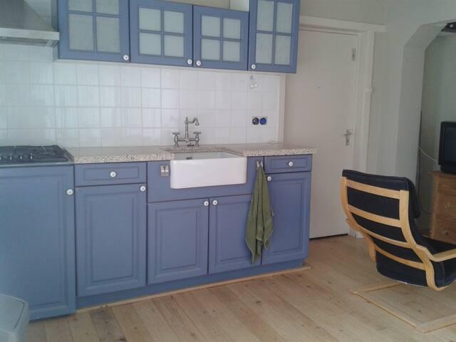 Ruime appartement nabij Drents Fries Wold en sauna