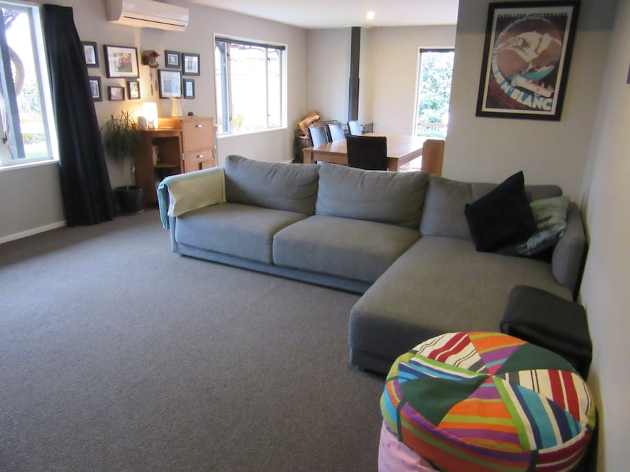 Lounge and Dining Roon