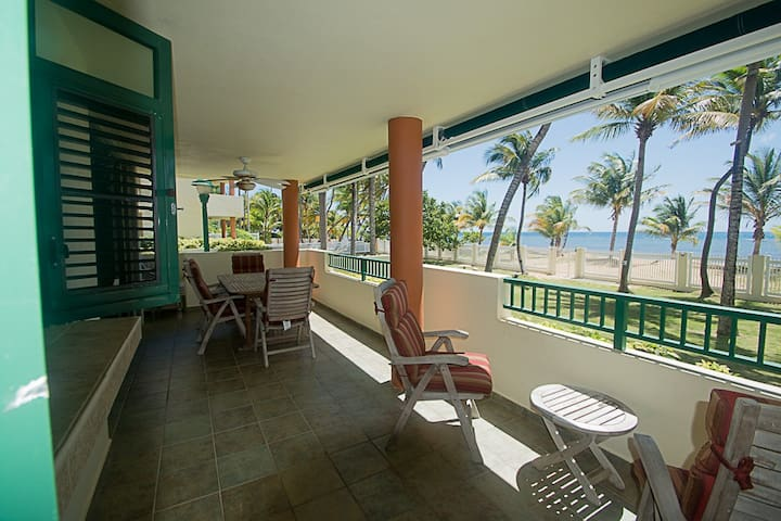 Beachfront Private Oasis - Luquillo - Villa