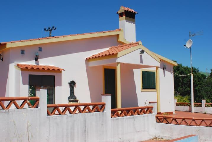 Casas de campo com tudo - Villa