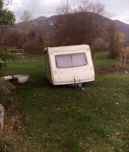 Caravane ''confort +'' 2 adultes - Notre Dame de Mesage, Auvergne-Rhône-Alpes, FR