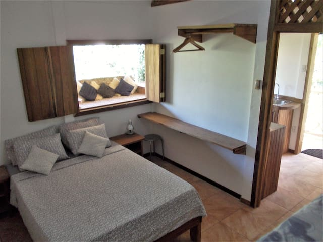 'Family' double (+ bunk bed)