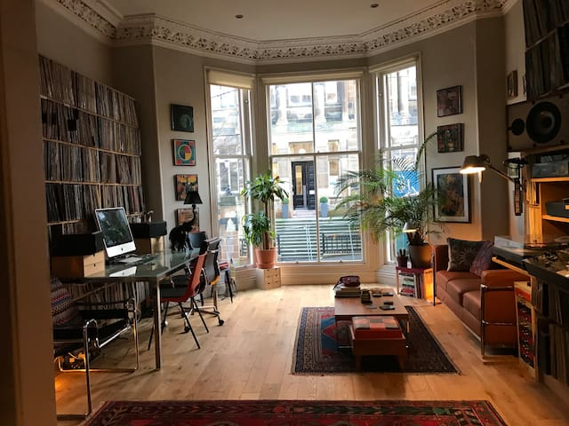 Entire Private Flat in Glasgow's West End
