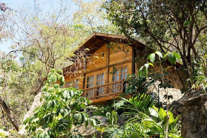 CABAÑA JR SUIT, HOTEL MÚUL-HA´& RESORT