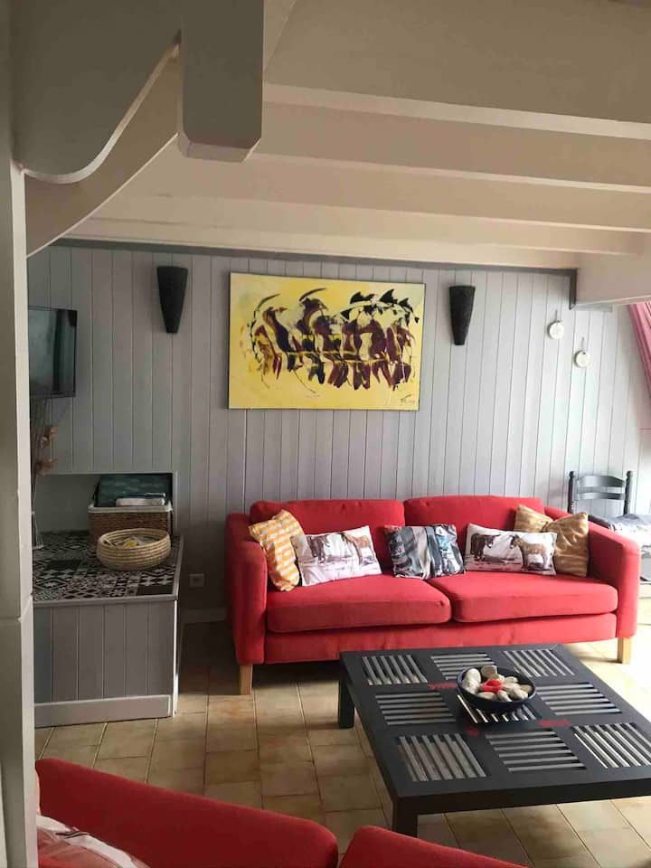 Maison La Couarde sur mer