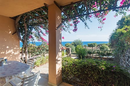 Beach house with garden, veranda and parking 231 - Cala Gonone