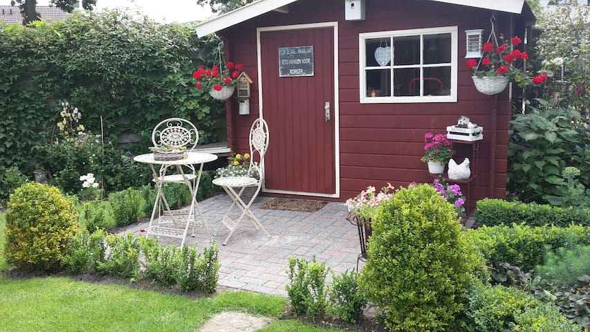 BED AND BREAKFAST  WILDLANDS EMMEN - Emmen - Penzion (B&B)