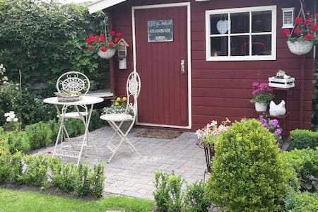 BED AND BREAKFAST  WILDLANDS EMMEN - Emmen - Szoba reggelivel