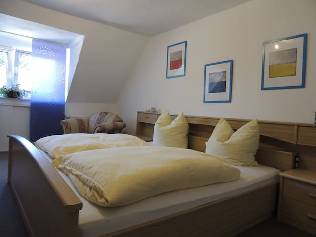 Pension Neuenrade - Private Room 3 - Neuenrade - Bed & Breakfast