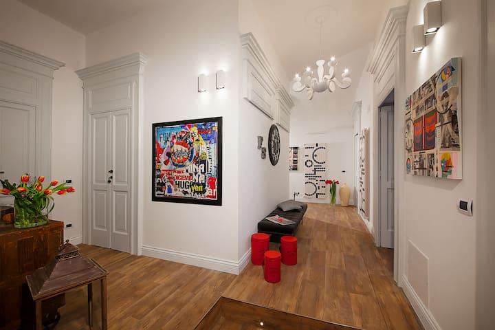 Ferrari Suite luxury rooms - Campobasso