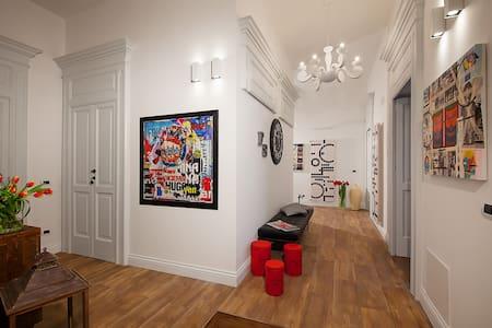 Ferrari Suite luxury rooms - Campobasso - Bed & Breakfast
