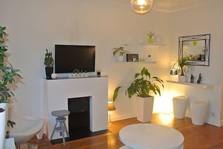 Romantic flat-10 min Champs Elysées/30 min Airport - Levallois-Perret - Appartement