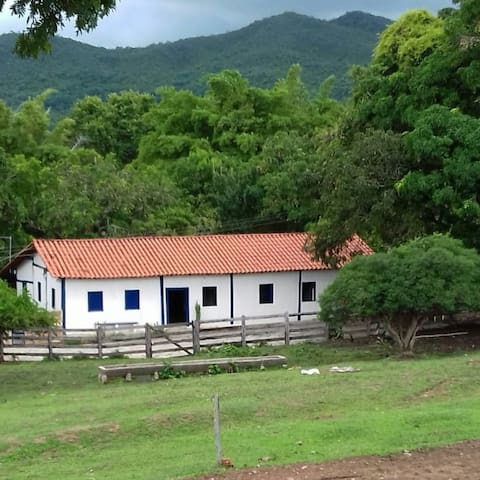 Hotel Fazenda Santo Expedito Pirenópolis Goiás