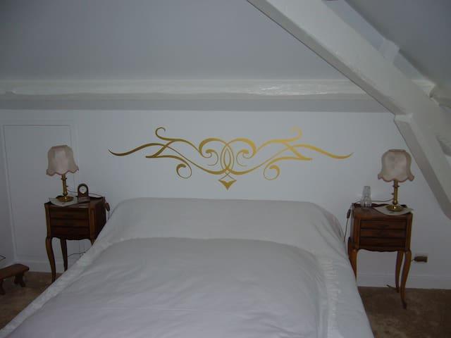 ARVI-PA / Cunégonde, sur lit de 160 - Arbin