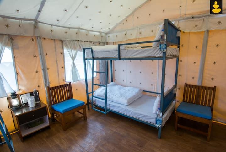 LivingStone Riverside Camps Bir | Dorm Bed