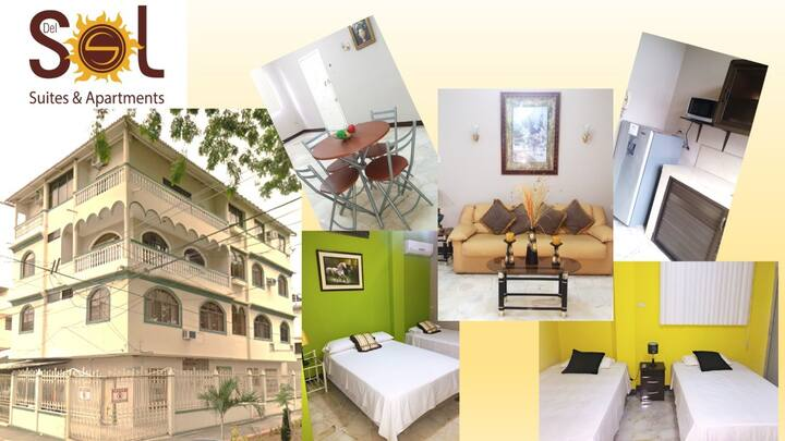 DEL SOL SUITES&APARTMENTS - 3 PERSONAS