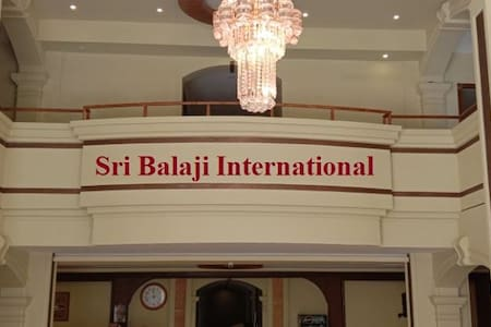 Sri Balaji international, Katpadi, Vellore