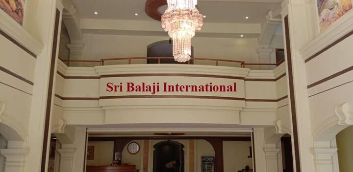 Sri Balaji international, Katpadi, Vellore