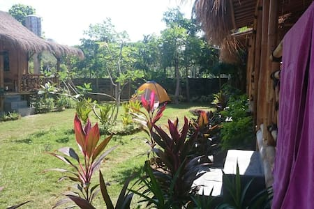 Tent in Our Lush Garden - Kuta