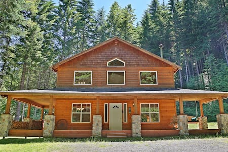 Lazy Elk Lodge - Close to Mt. Ranier Natl Park - Ház