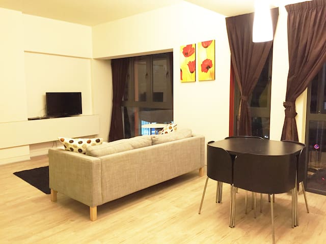 Comfy apartment in bukit bintang. 5Min to jln alor