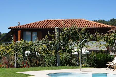 Quinta Travessa - Casa do Portão - Vieira do Minho