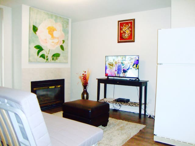 Private Suite - Port Coquitlam - Lejlighed