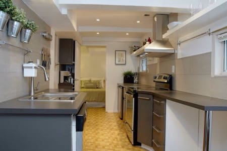 Beautiful 1BR/1B in DT Leslieville